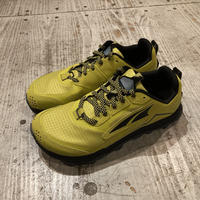 ALTRA『LONEPEAK5 Men's』(Lime/Black)