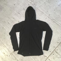 ANSWER4 『 Power Grid™ Full-Zip Hoodie』(Black)