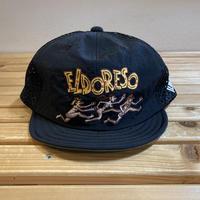 ELDORESO『Illusion Cap』(Black)