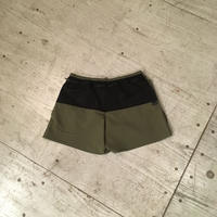 ANSWER4 『 3Inch Short Pants』(Moss Green)