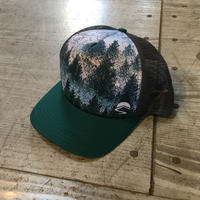 NORTHWEST TRUCKER CAP 『 Woodland』