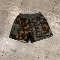 MMA 『7pocket Run Pants Shorty』 (Military Crazy_B)