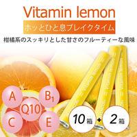 【5,940円お得!!】フレーバーカートリッジ ビタミンレモン 12箱