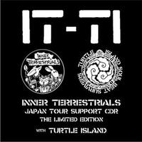 NNER TERRESTRIALS / TURTLE ISLAND - SPLIT - IT-TI (CDR) [2012]