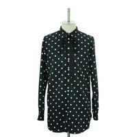 Dot Ribbon Shirt
