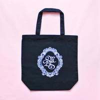 M.D.S Tote Bag(Black)