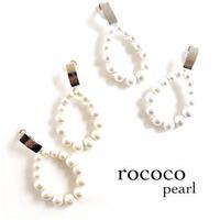 rococo / pearl