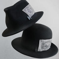 "KROFUNE HAT ""25 ruble & Blow"""