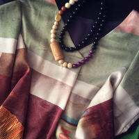 MIFUNE 19SS スカーフ・ワンピース