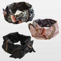 18-19AW MIFUNE / KROFUNE dress turban