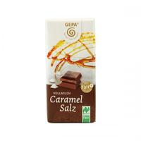 ビオ 塩キャラメルミルクチョコレート