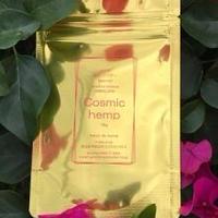 Cosmic hemp primitive rainbow ヒマラヤ麻炭パウダー(EM-S酵素活性麻炭パウダー 50g)
