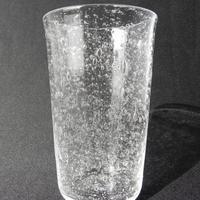 麻炭ガラス 「プレーン・タンブラー」