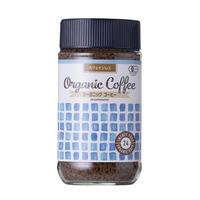 オーガニック インスタントコーヒー カフェインレス