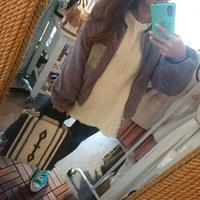 Leona(レオナ)/ボアブルゾン
