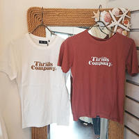 THRILLS(スリルズ)/Tシャツ-Truckin' Retro Tee