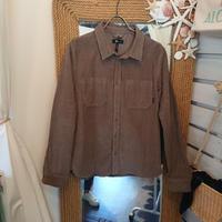 THRILLS(スリルズ)/コーデュロイシャツ Bonnie Cord Shirt
