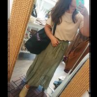 Leona(レオナ)/シーフラワーロングスカート
