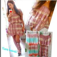 tiare hawaii(ティアレハワイ) / Ocean Dress