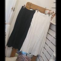 GBLUE(ジーブルー)/レーススカート
