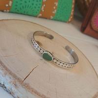 betty belts/シーグラスバングルBROOKE(Green)