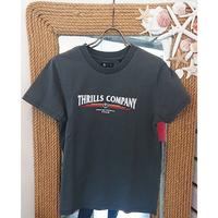THRILLS(スリルズ)/Tシャツ-Redline band