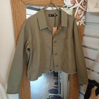 THRILLS(スリルズ)/ミリタリージャケット Troop Jacket
