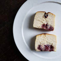 苺とクランベリーのチーズケーキset【5月中発送】