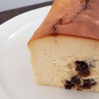 ラムレーズンチーズケーキ/フルサイズ【9月上旬~中旬発送】