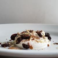 アーモンド・ラムレーズン チーズケーキ/フルサイズ【8月上旬~8月中旬発送】