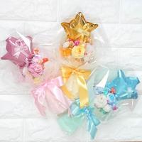 星のバルーン☆Medium(ミディアム)キャンディブーケ