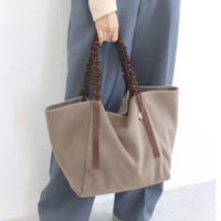 Handle Frill Bag M