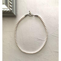 HAKUA  Pearl  6mm necklace