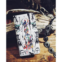 手帳型iPhone case>>>indian spirit
