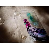≫ Handmade iPhone X,XS ★hacu 2019-012(鶏)