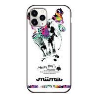 ≫  iPhone11Proケース(ミラー付&カード収納&耐衝撃)★elephant-sk8