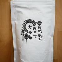 自然栽培・自家採種「六条麦茶」(ティーパック10g×10包 無漂白紙タイプ)