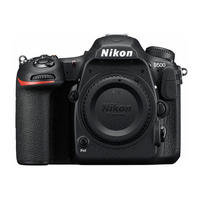 Nikon[ニコン]  D500 ボディ