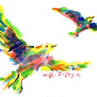羽ばたく〈Flying〉