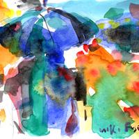 傘〈 umbrella〉