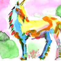 ユニコーン〈unicorn〉