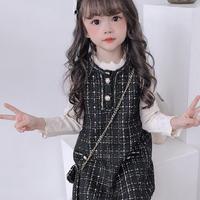 女の子 ワンピース 秋服 新作 お姫様ドレス 子供服 韓国スタイル スカート 韓国子供服 韓国ファッション