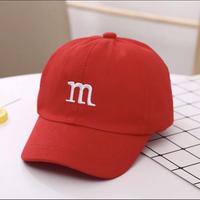 kids野球帽、夏に秋に子供用帽子。可愛いお子さんにワンポイントなお洒落。
