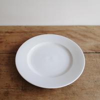 白磁のお皿 9プレート