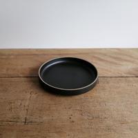 HASAMI PORCELAIN  Plate  14.5cm  Black