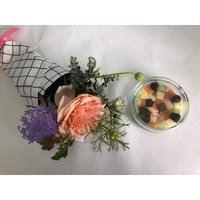 2019母の日gift cheese&flower