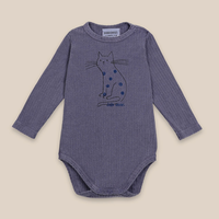 【BOBO SHOSES】Cat Long Sleeve Body