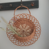 【coconeh】Flower Wall Basket