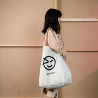 【Wynken】Tote Bag (chalk,mallow)