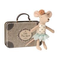 【Maileg 】リトルミスマウス/スーツケース